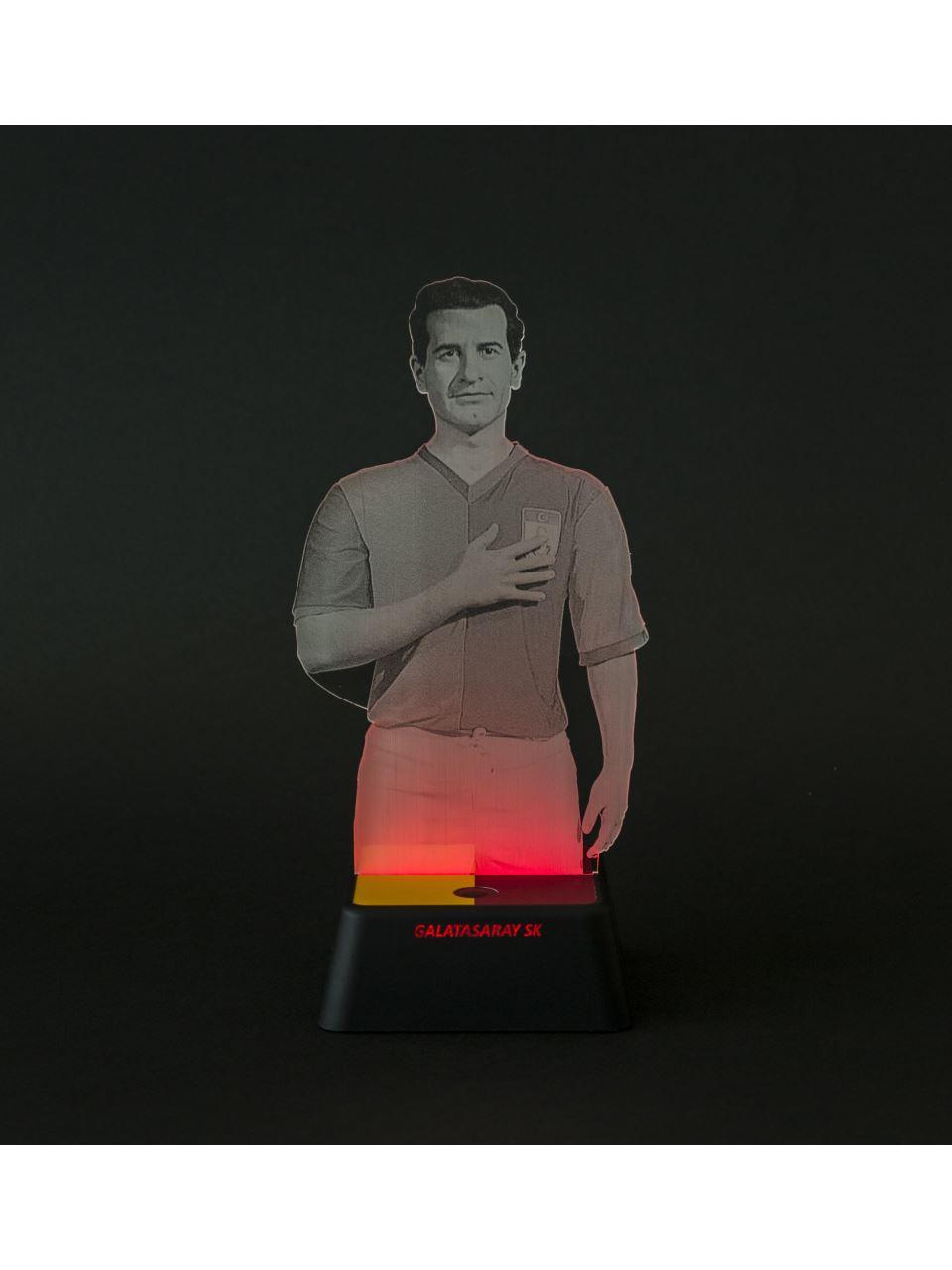 Galatasaray Metin Oktay 3D Lamba U191256