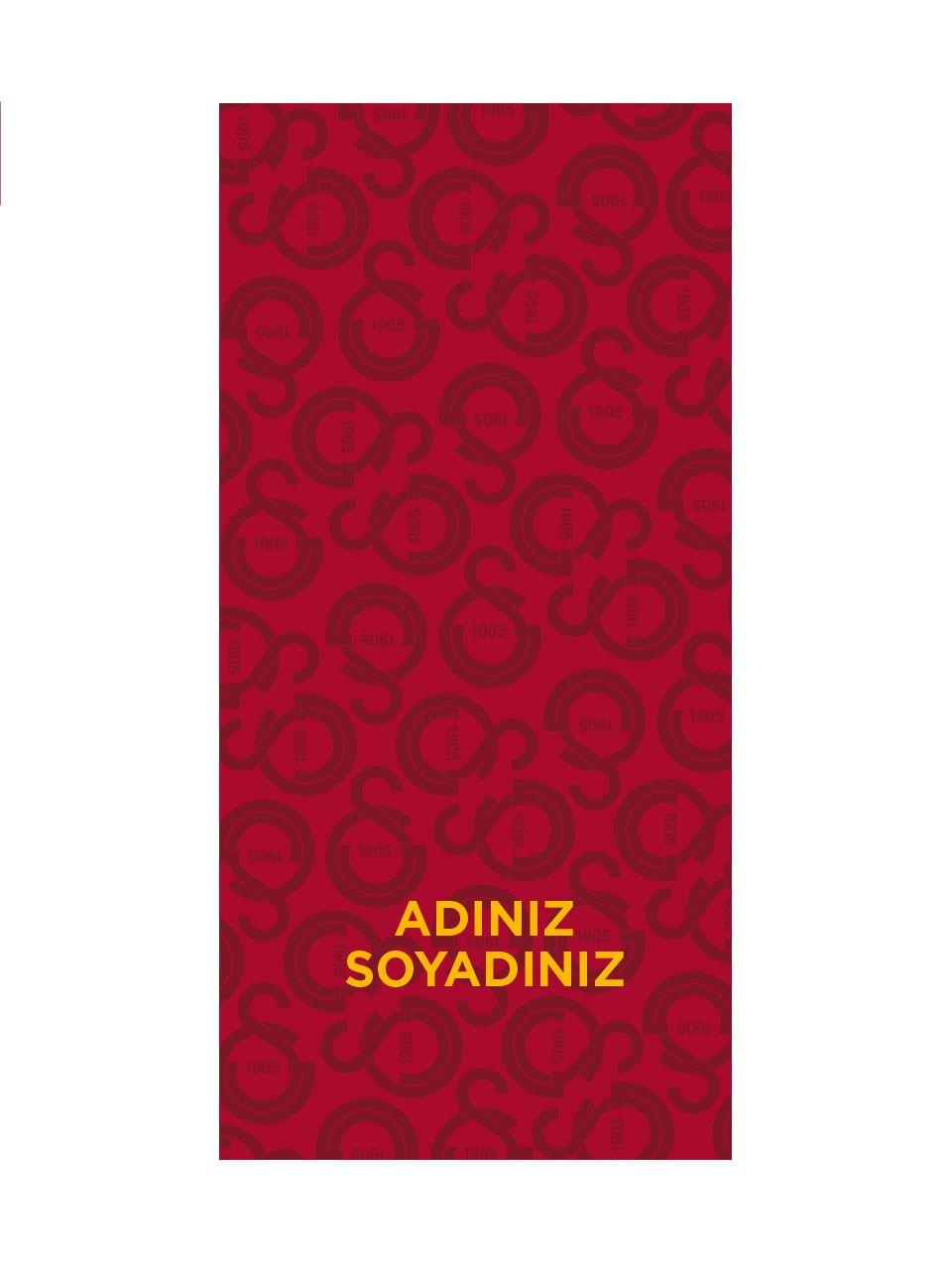 Galatasaray Kişiye Özel Buff U212262