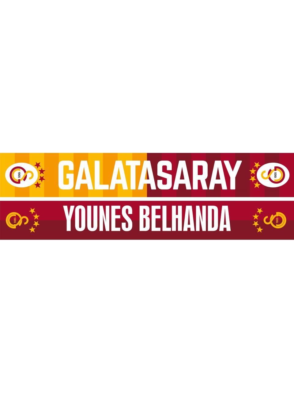 YOUNES BELHANDA GALATASARAY  ŞAL ATKI U999002