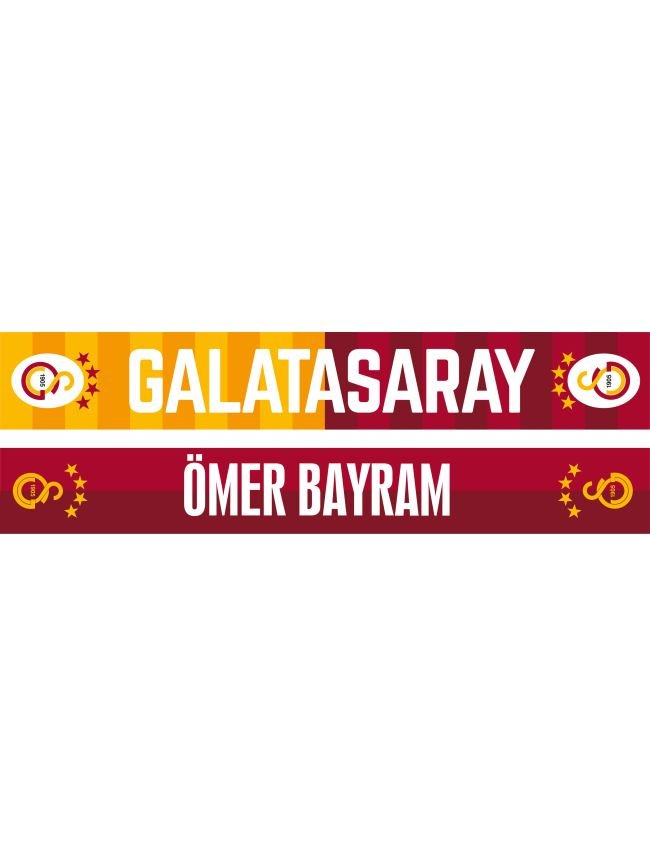 ÖMER BAYRAM  GALATASARAY ŞAL ATKI U999006