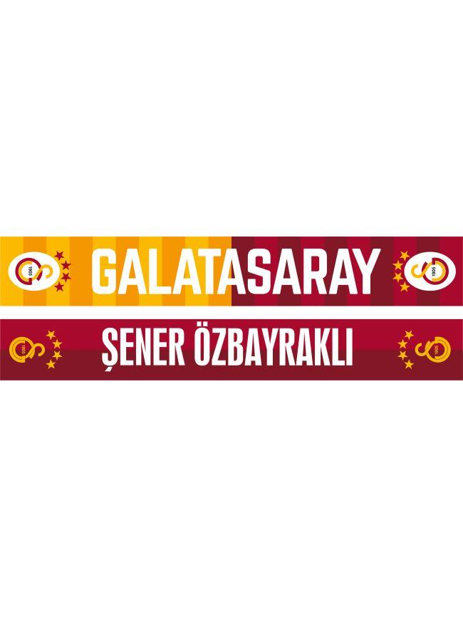 ŞENER ÖZBAYRAKLI GALATASARAY ŞAL ATKI U999007
