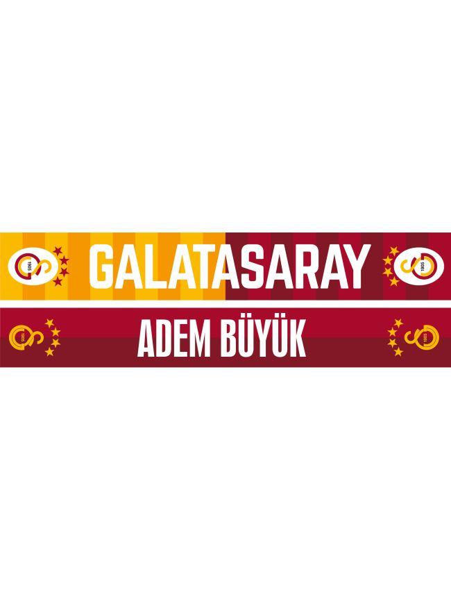 ADEM BÜYÜK GALATASARAY ŞAL ATKI U999022