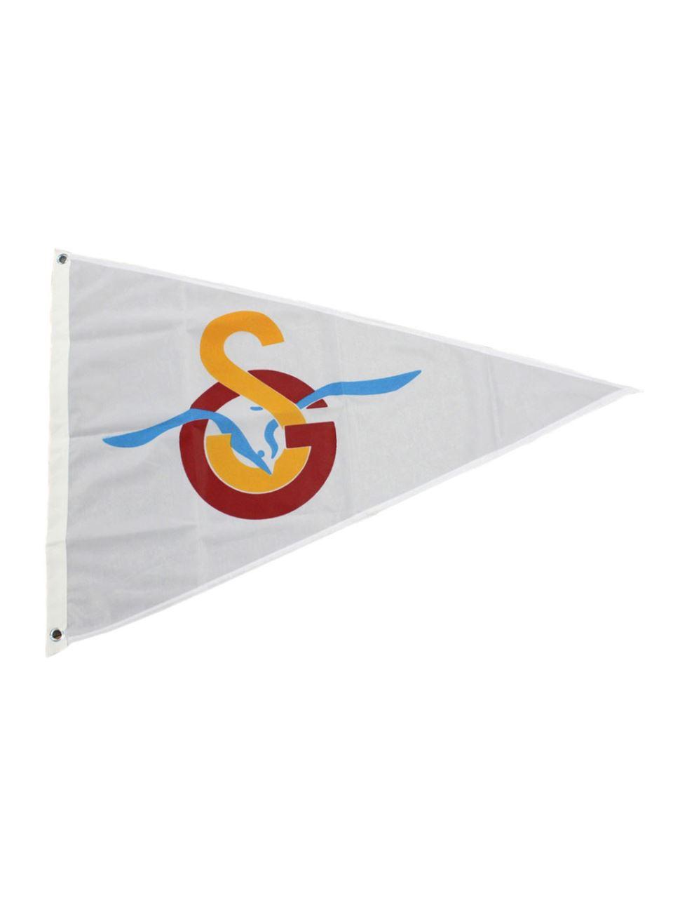 U30351 70*105 Martı Üçgen Tekne Bayrağı