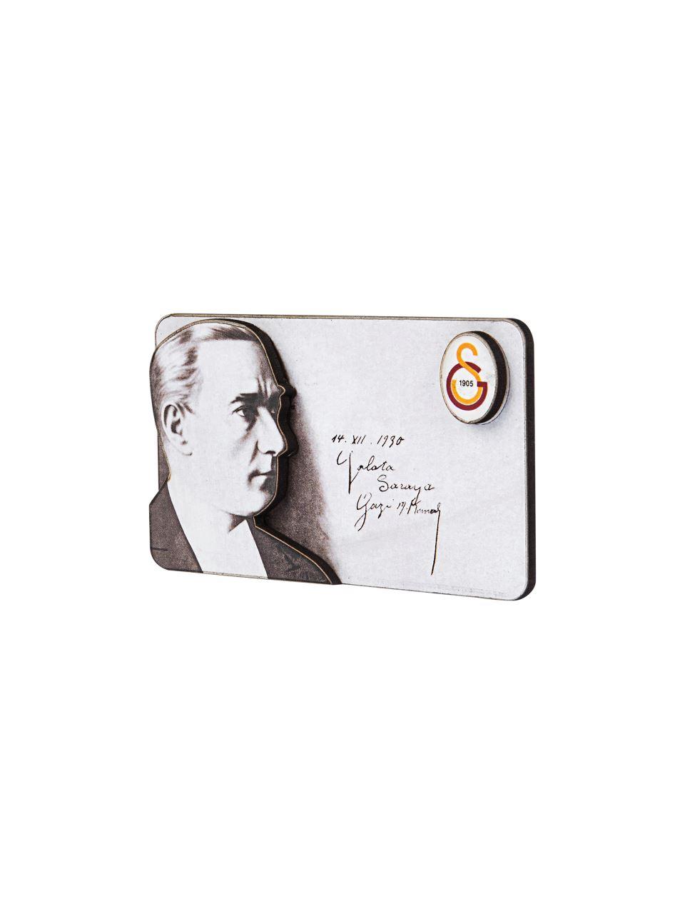 U90171 Atatürk Üç Boyutlu Magnet