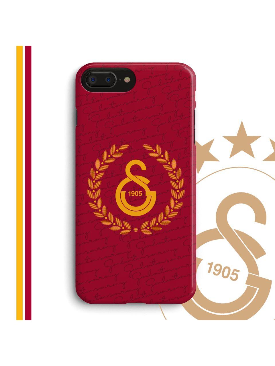 U90227 Çelenk Logo Telefon Kapak