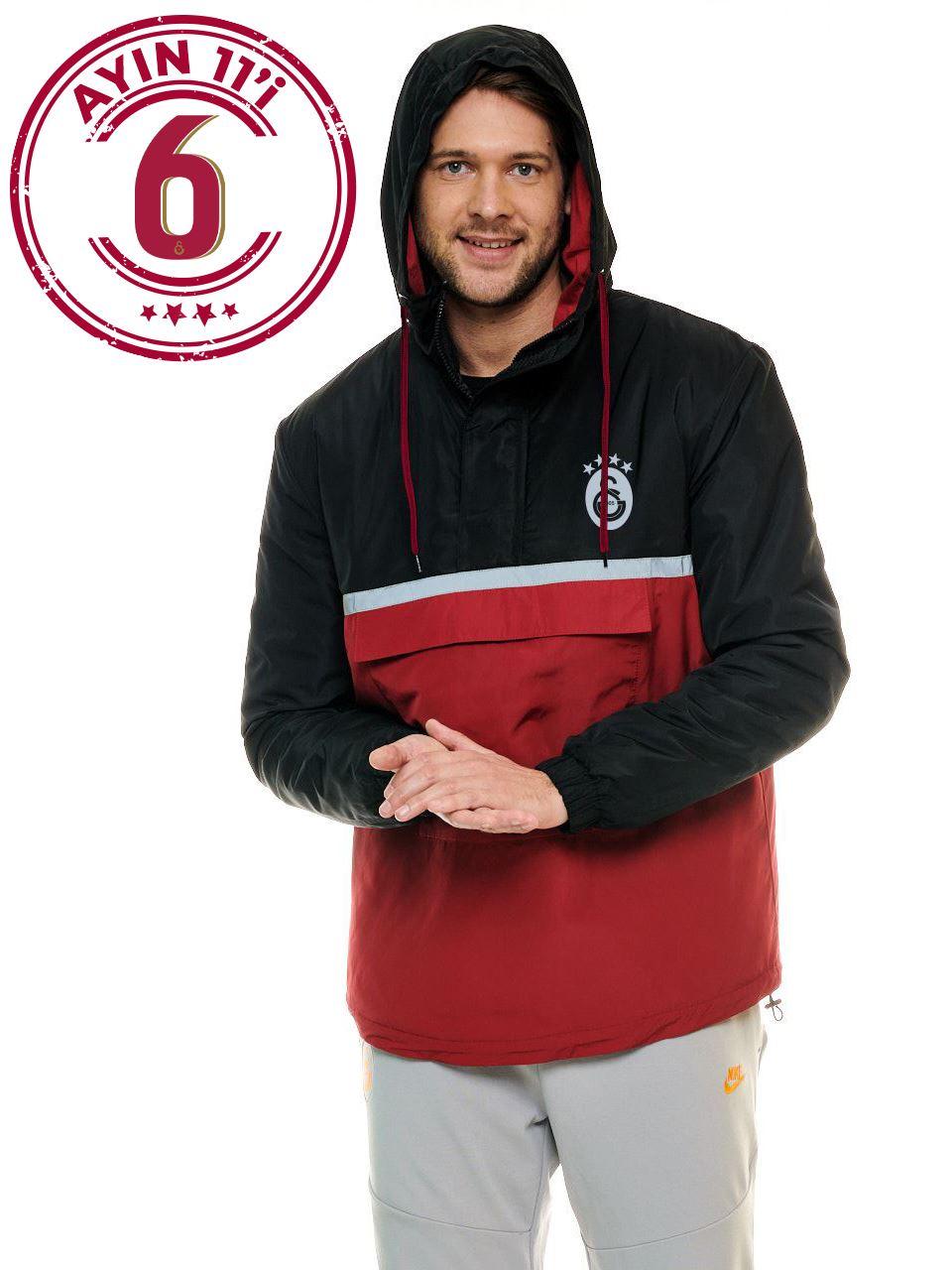 Galatasaray Erkek Yağmurluk E202151