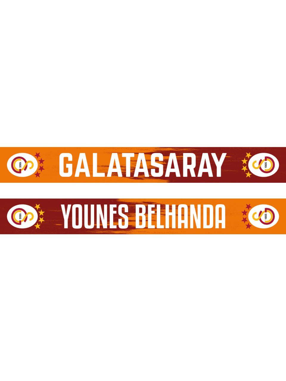 Younes Belhanda Galatasaray  Şal Atkı U999002