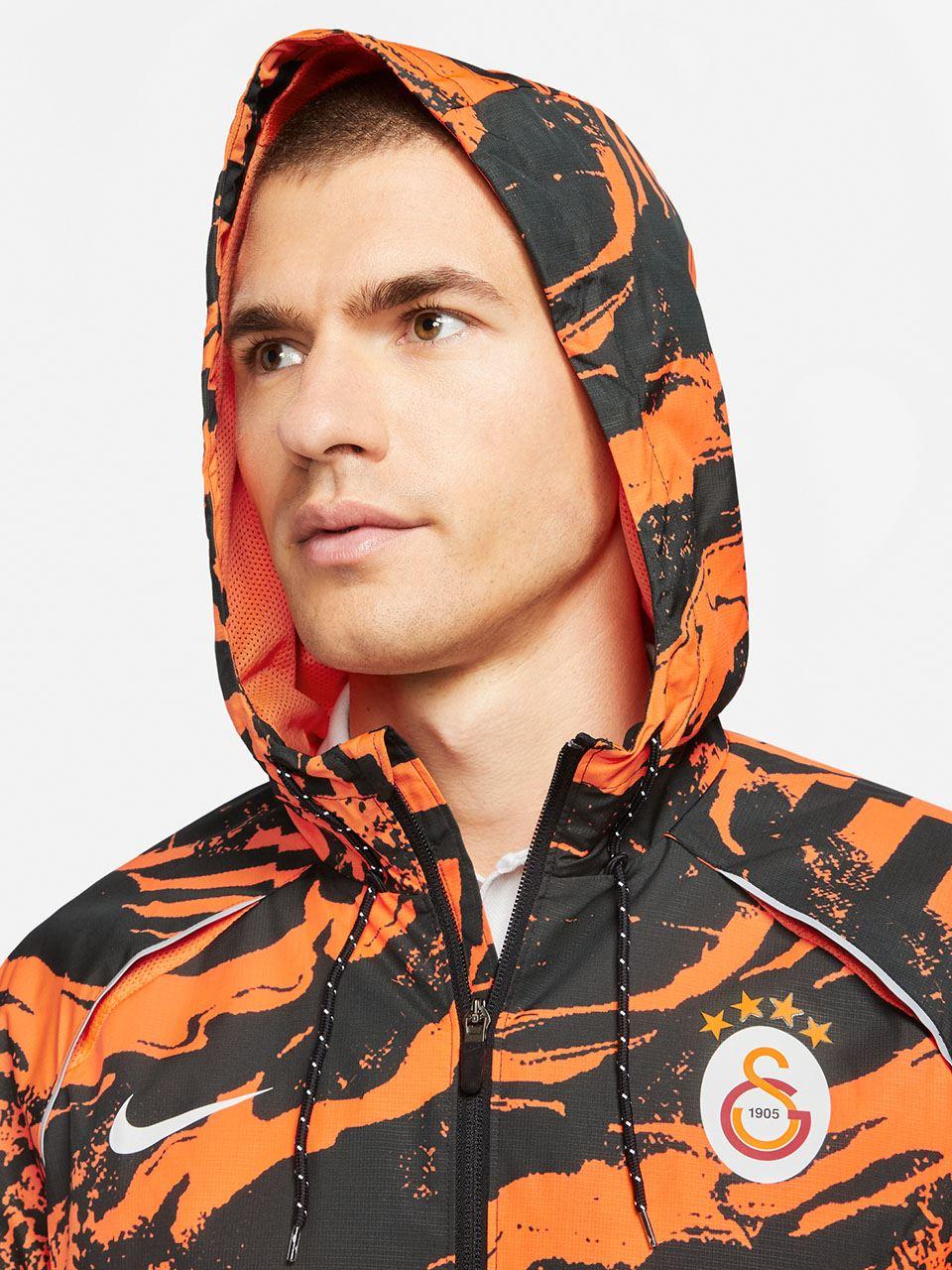 Nike Galatasaray Erkek Yağmurluk CW0694-803