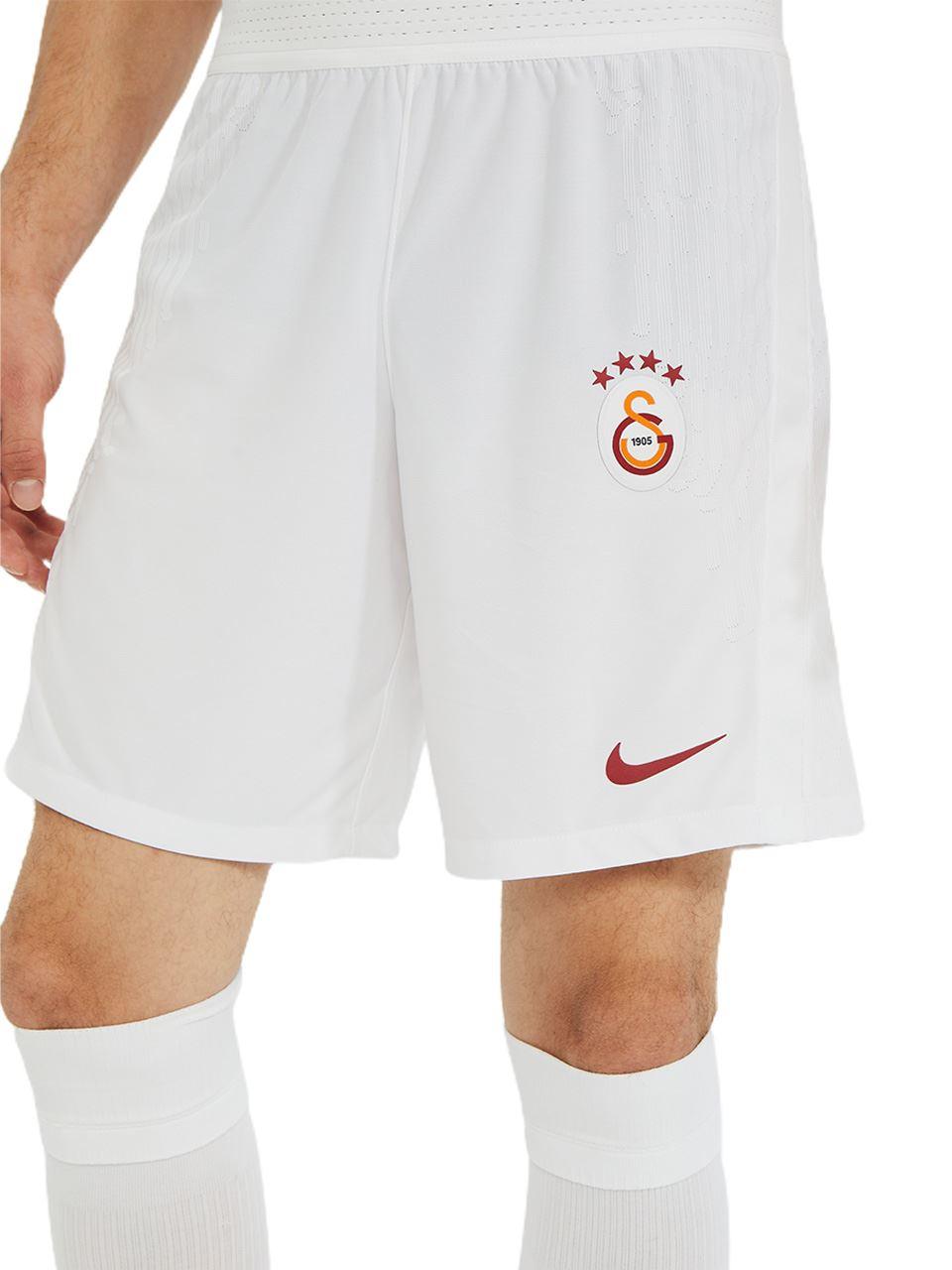Nike Galatasaray A Takım Beyaz Futbol Şort CI3179-100-A