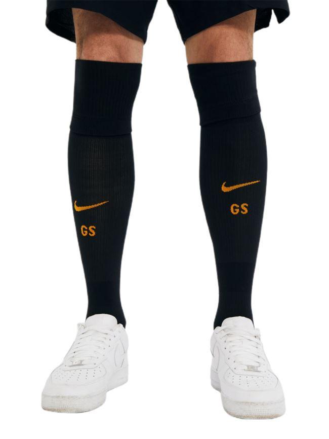 Nıke Galatasaray A Takım Siyah Futbol Çorap PAA095-010-A
