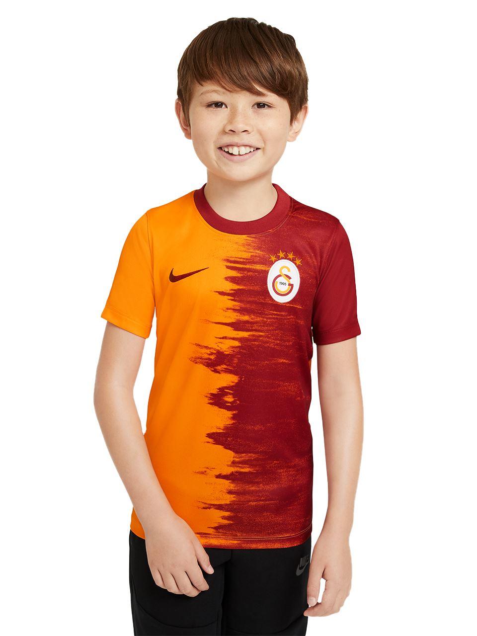 Nike Galatasaray 2020/2021 Genç Çocuk Parçalı İç Saha Forma Cw2531-836