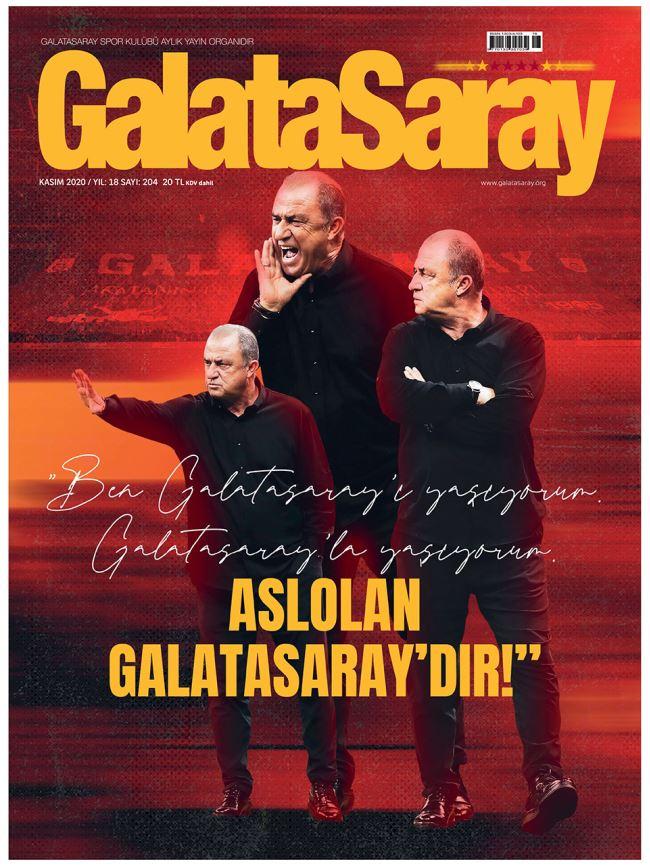 Gs Dergi 204. Sayı