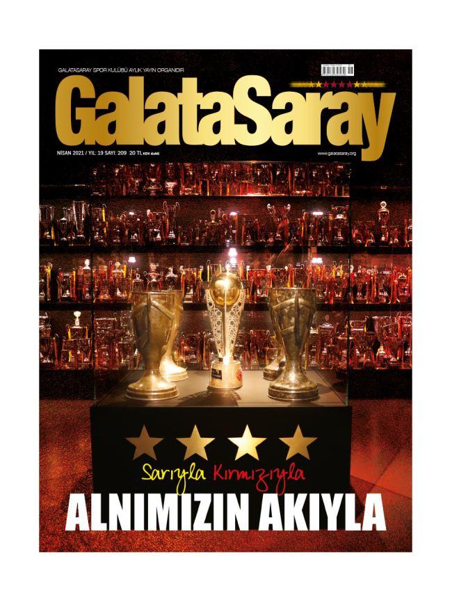 Gs Dergi 209. Sayı