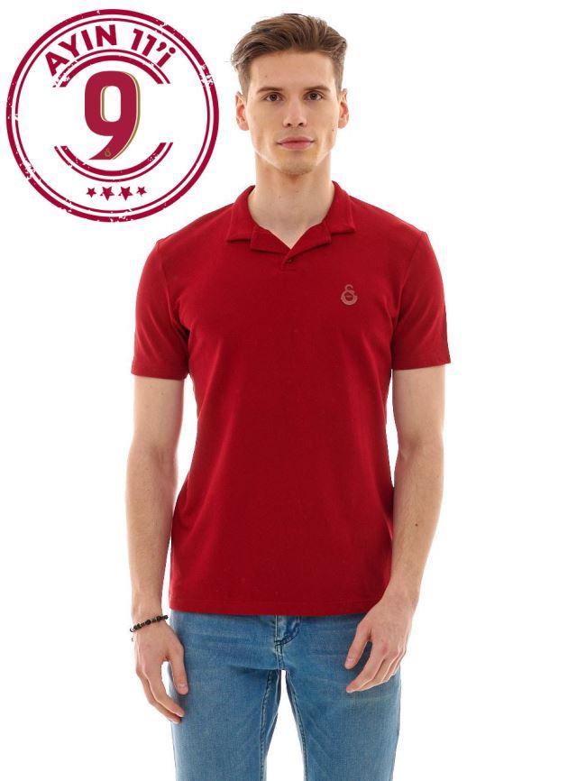 Galatasaray Erkek  Polo T-shirt E211066