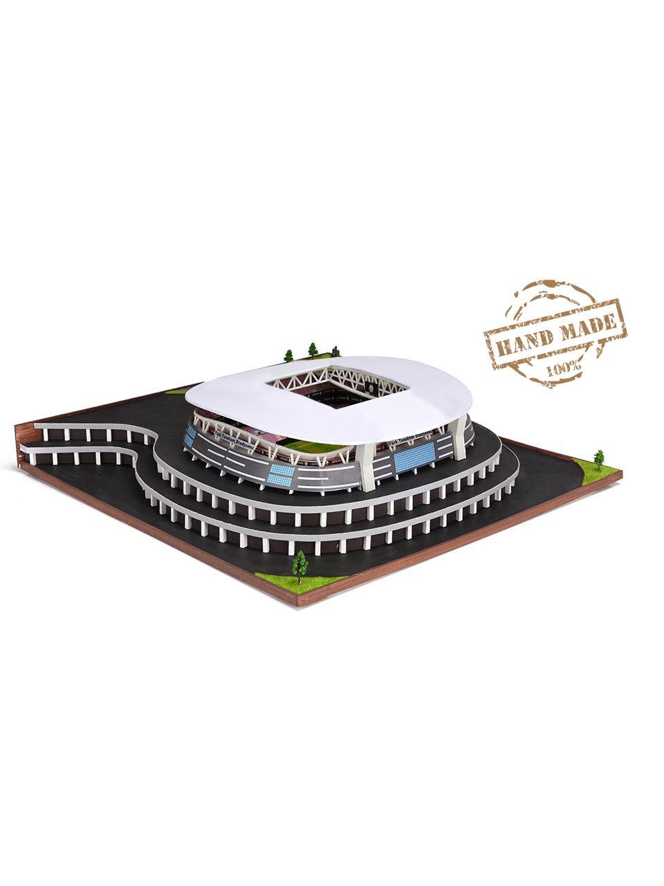 Galatasaray Stad Maketi 42x42 U211175