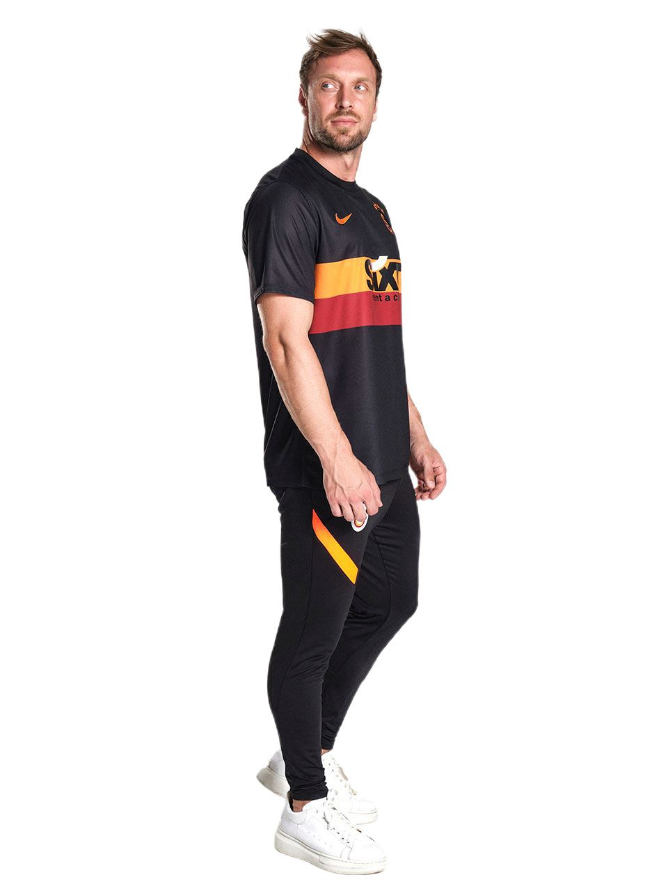 Nike Galatasaray Erkek Antrenman Eşofman Alt CW1852-010