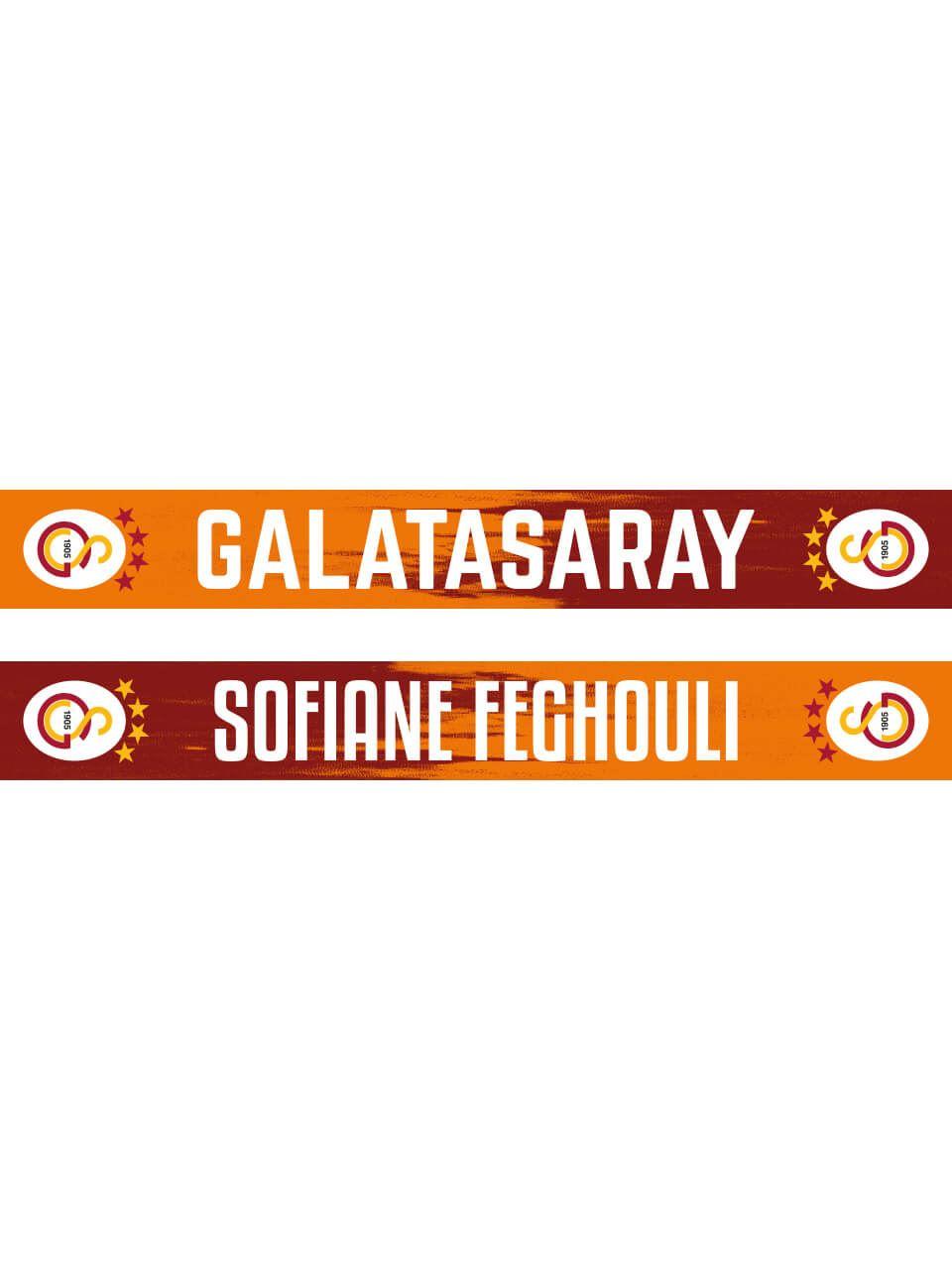 SOFIANE FEGHOULI GALATASARAY ŞAL ATKI U999025