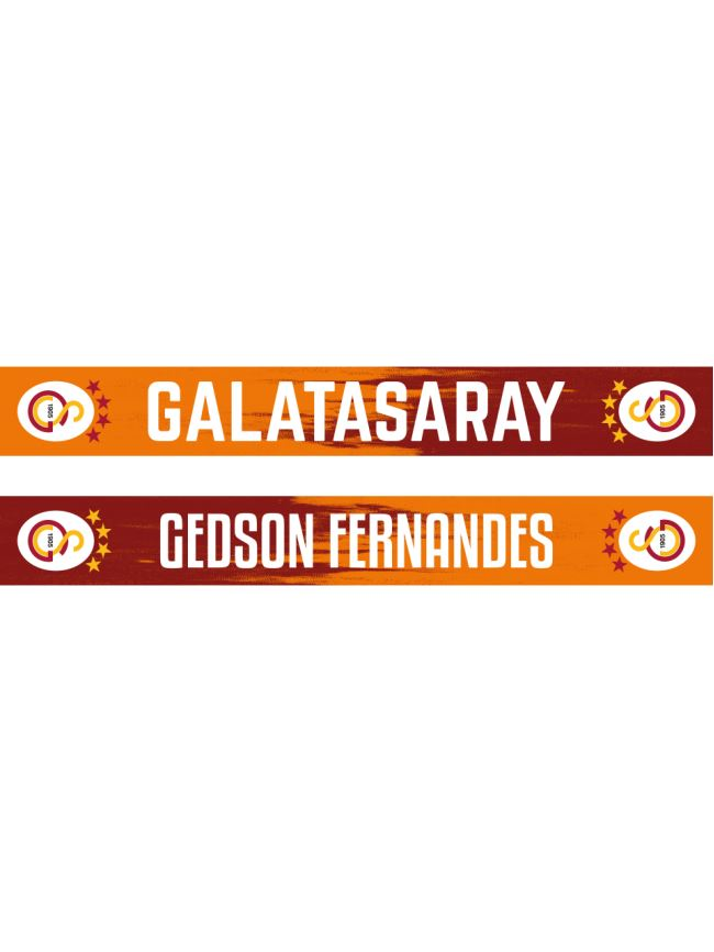 Gedson Fernandes Galatasaray Şal Atkı U999054