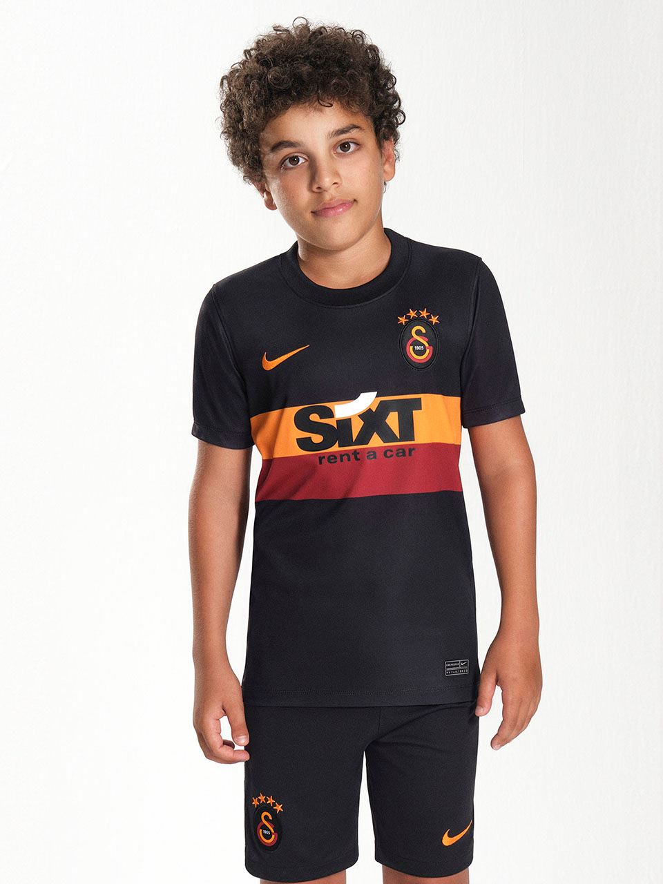 Nike Galatasaray 2021/2022 Genç Çocuk Deplasman Forma CW2518-011