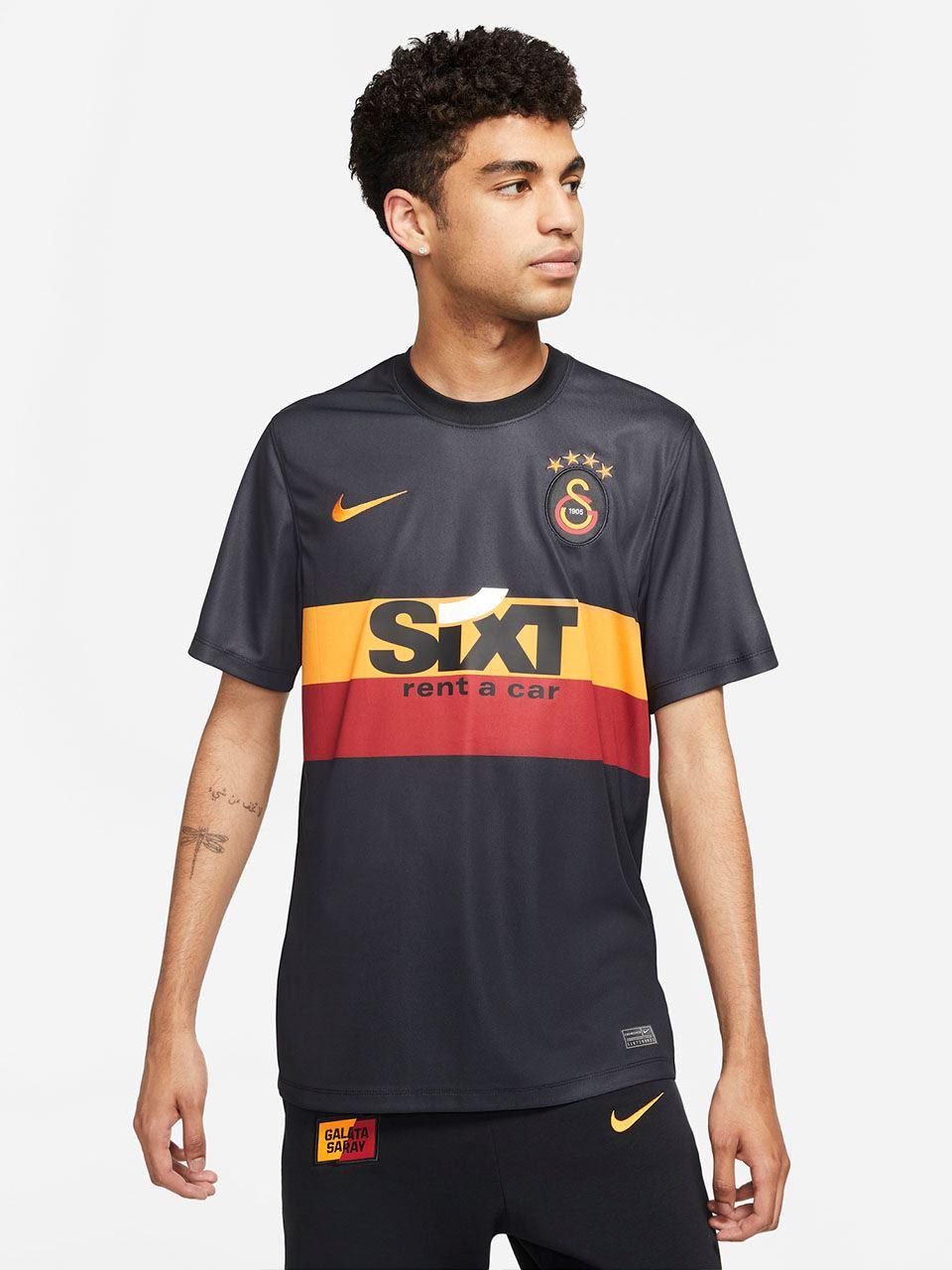 Nike Galatasaray 2021/2022 Deplasman Forma CW2517-011
