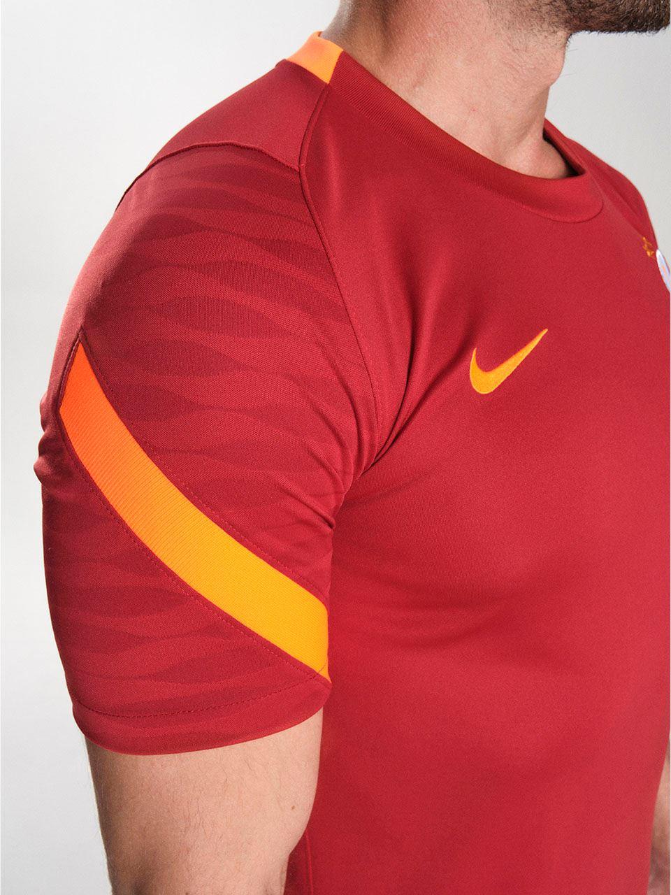 Nike Galatasaray Erkek Antrenman Kısa Kollu T-shirt CW1850-629