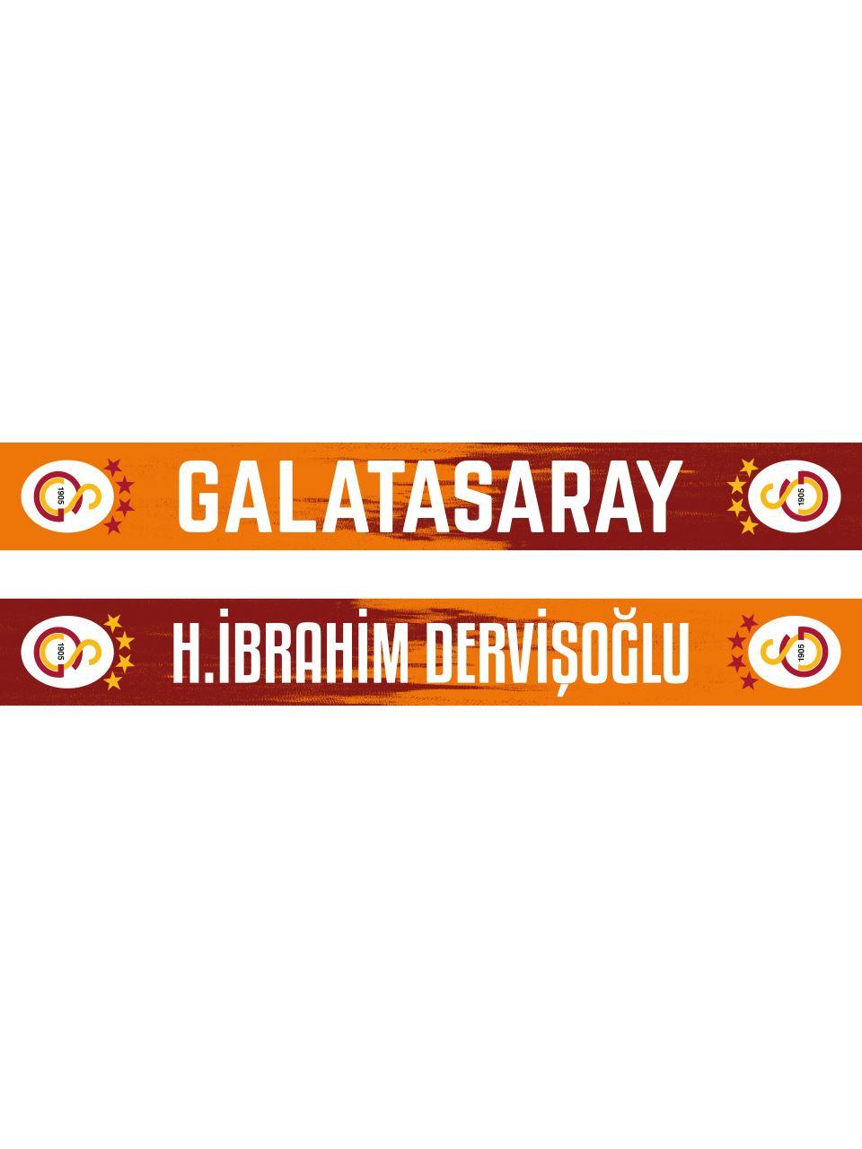 Halil Dervişoğlu Galatasaray Şal Atkı U999056