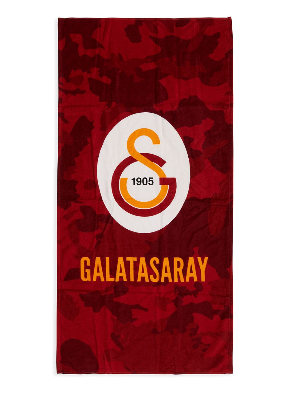 Galatasaray Fanatik Plaj Havlusu