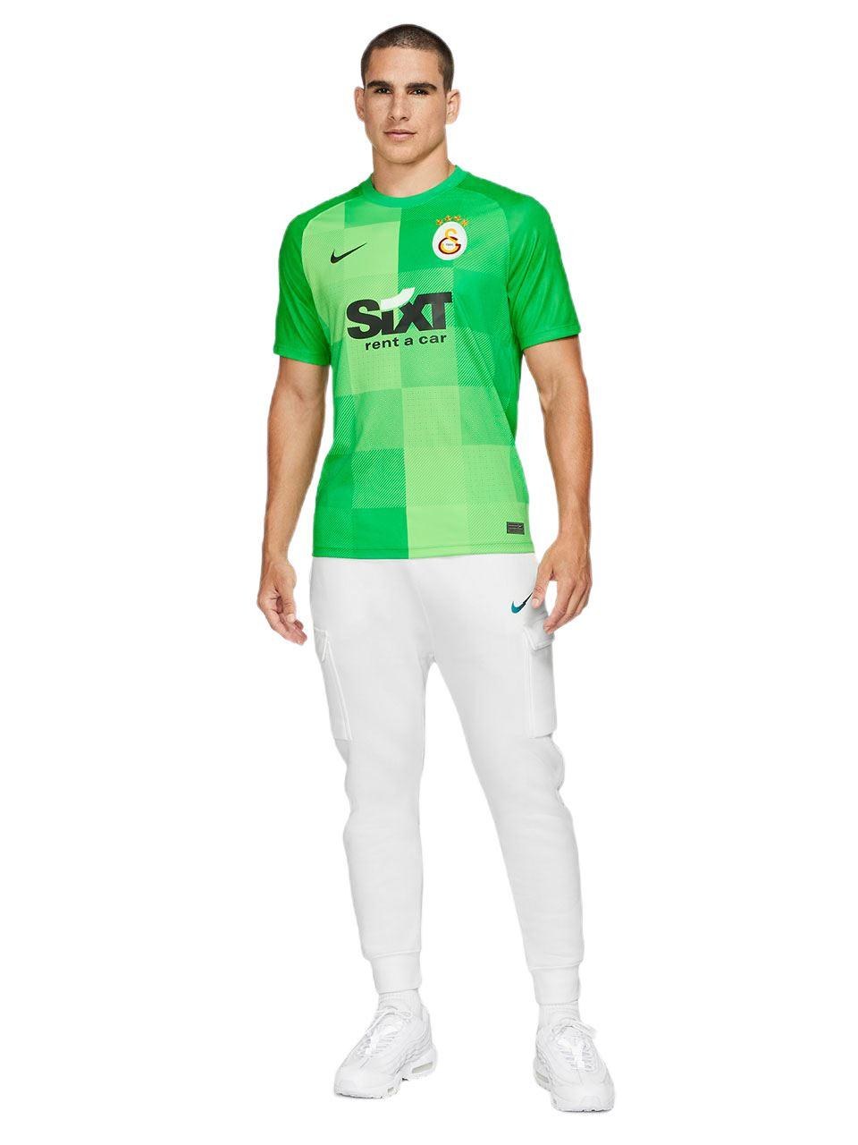 Nike Galatasaray 2021/2022 Kaleci Forma DH2278-330