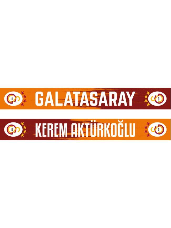 Kerem Aktürkoğlu Galatasaray Şal Atkı U999043