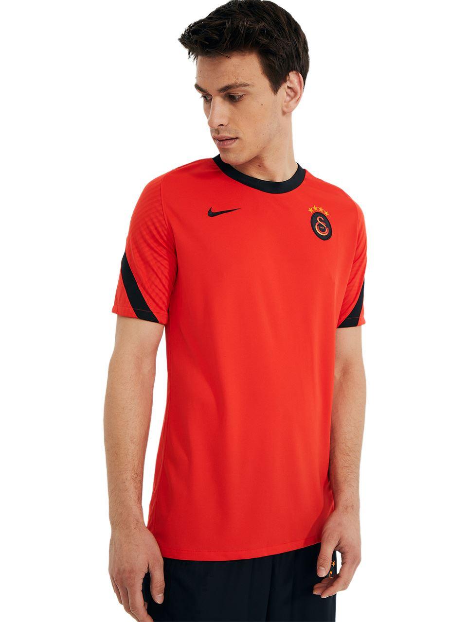 Nike Galatasaray A Takım Antrenman Kısa Kollu T-shirt CN9248-673-A