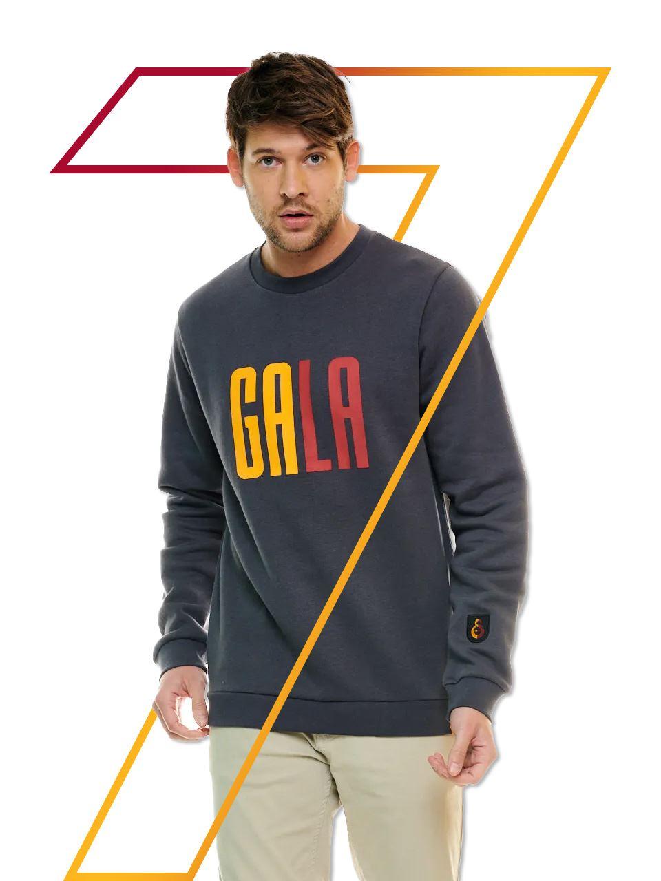 Galatasaray Erkek Sweatshirt E202082