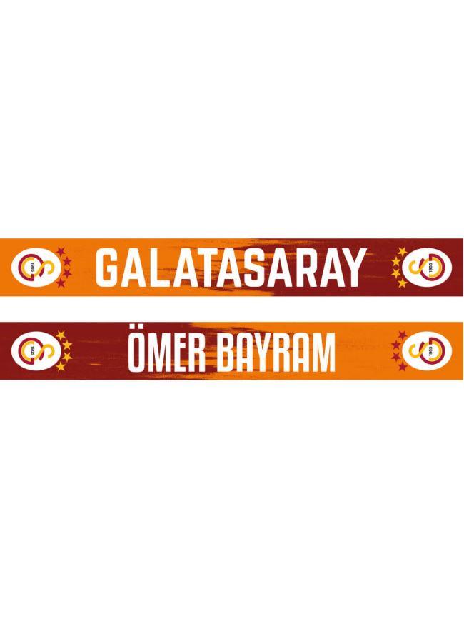 Ömer Bayram  Galatasaray Şal Atkı U999006