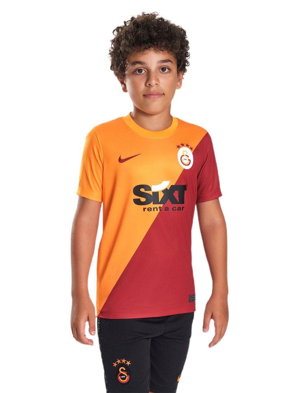 Nike Galatasaray 2021/2022 Genç Çocuk Parçalı İç Saha Forma CW2519-837
