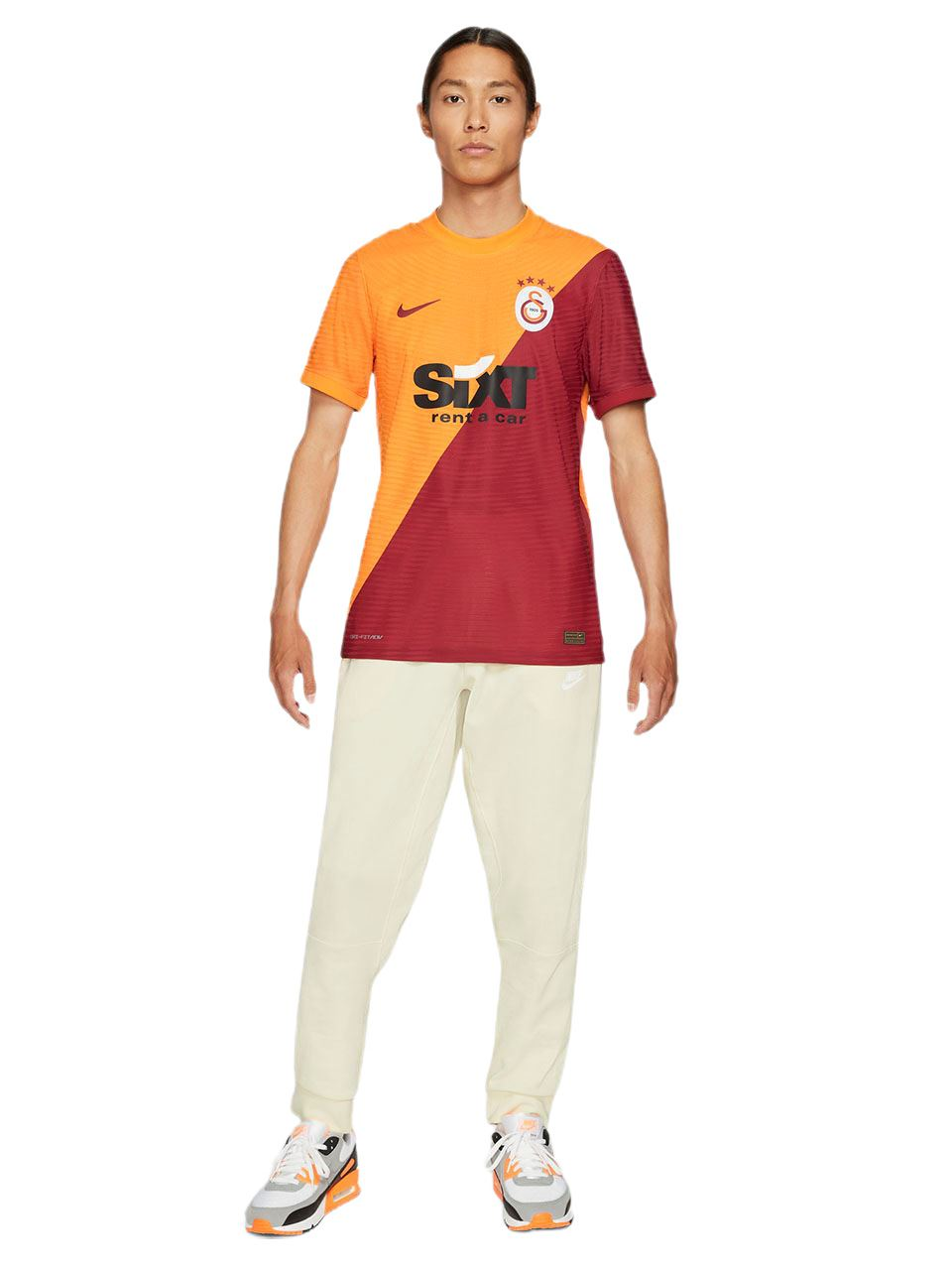 Nike Galatasaray 2021/2022 Prof.Parçalı Forma DH2306-837