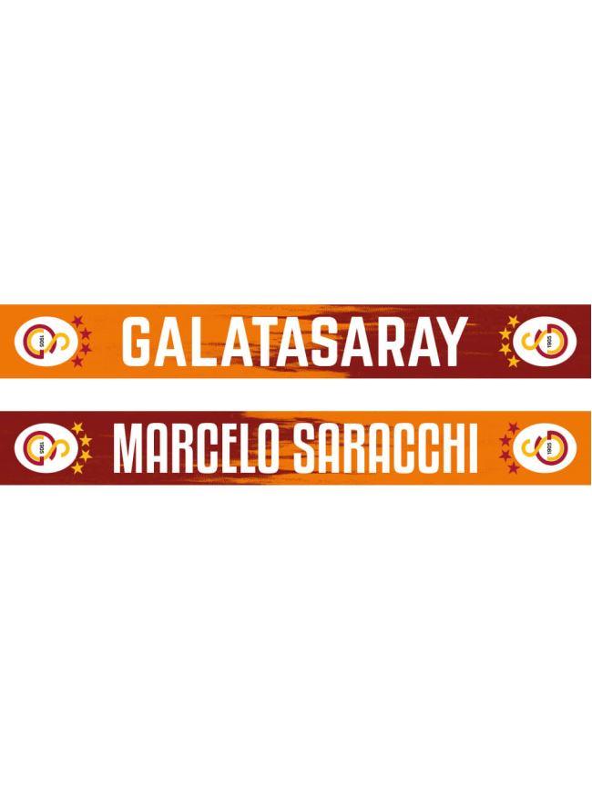 Marcelo Saracchi Galatasaray Şal Atkı U999016