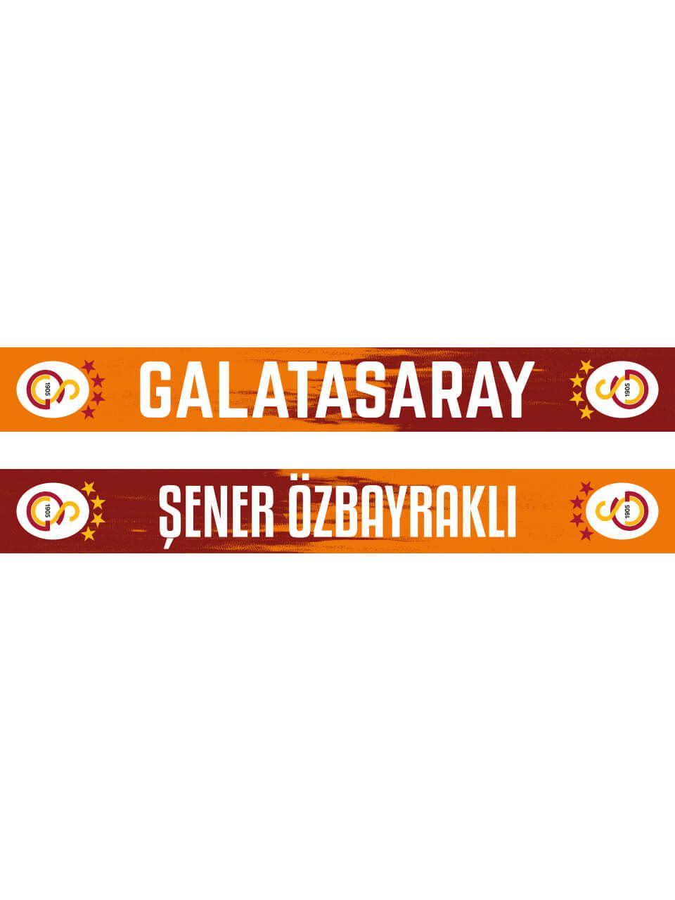 Şener Özbayraklı Galatasaray Şal Atkı U999007