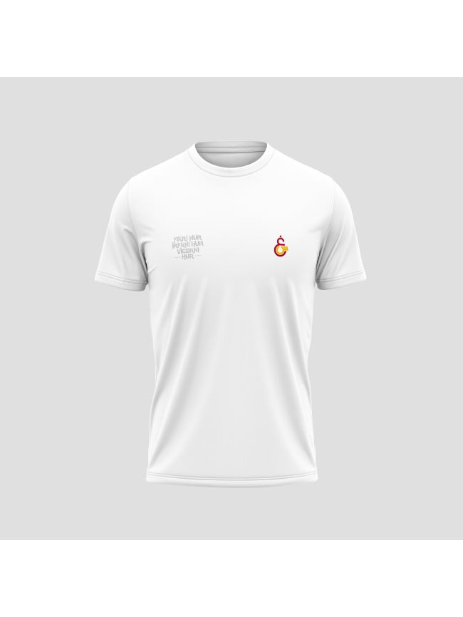 Galatasaray Fikri Hür Erkek T-shirt E211702