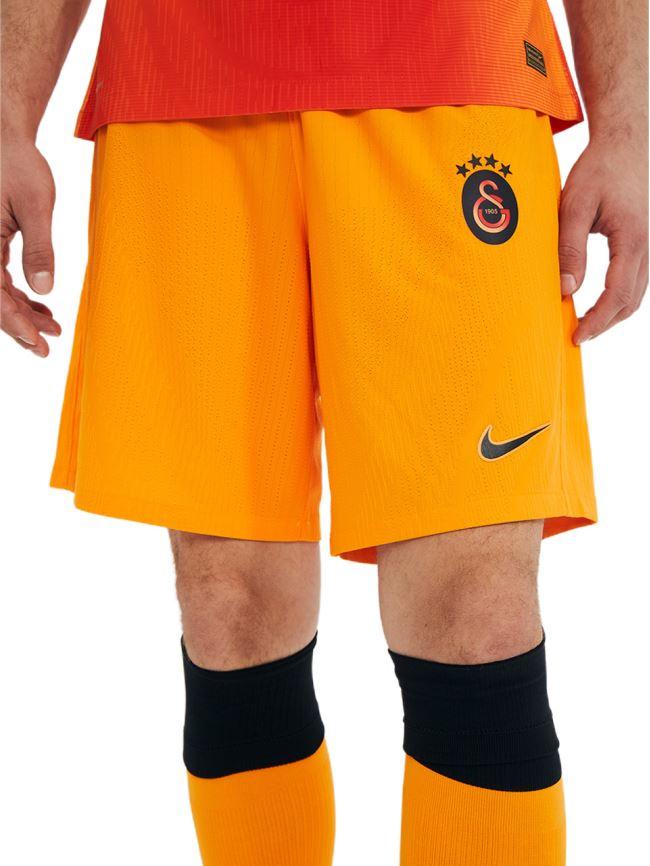 Nike Galatasaray A Takım Turuncu Futbol Şort CN3038-836-A