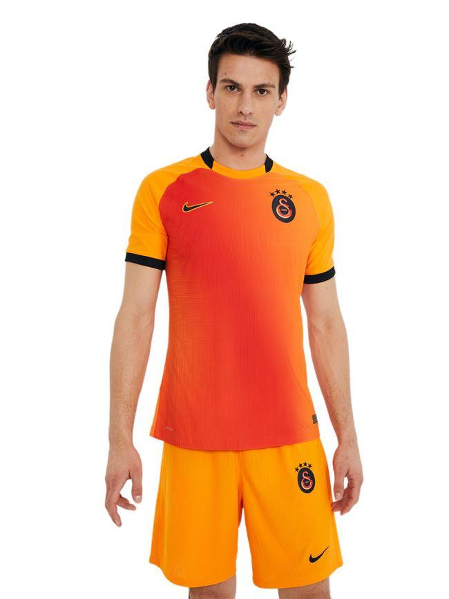 Nike Galatasaray A Takım 2020/2021 Profesyonel Turuncu Forma CN3037-836-A