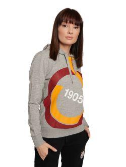 K88092 GS Büyük Logolu Sweathirt