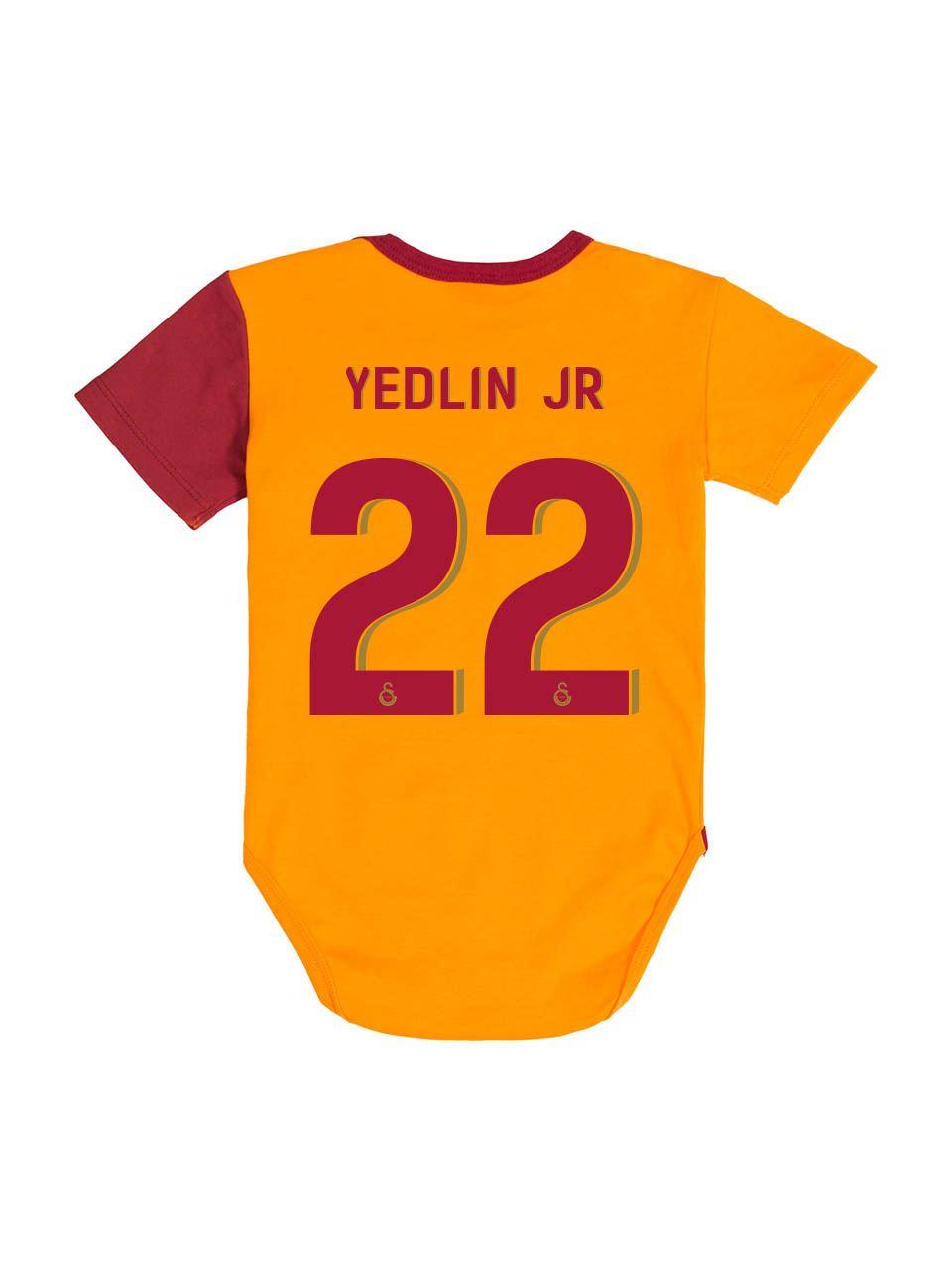 Galatasaray Parçalı Bebek Body B202043