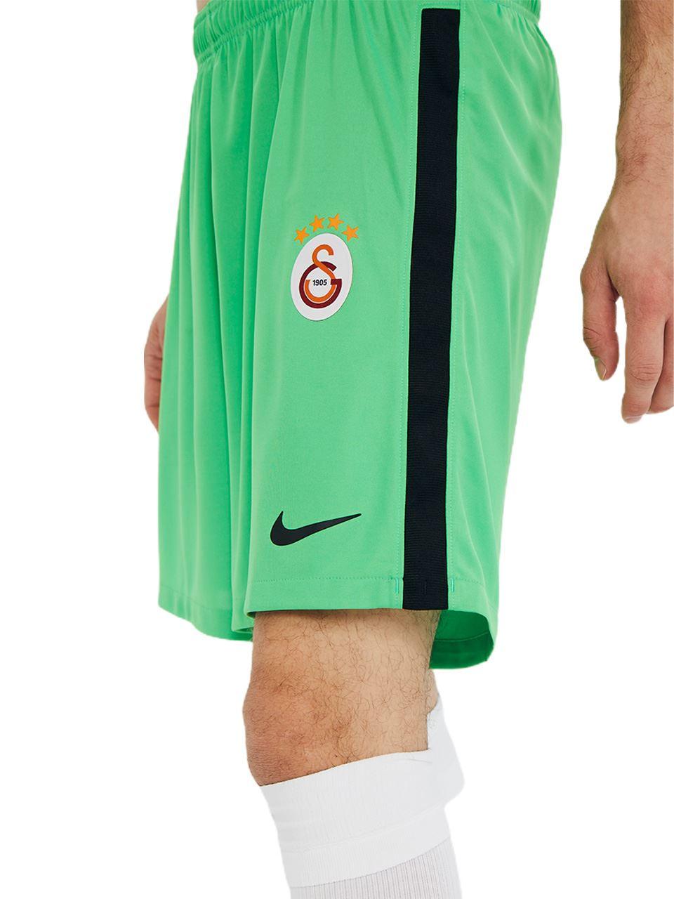 Nike Galatasaray A Takım Yeşil Futbol Kaleci Şort CI3301-329-A