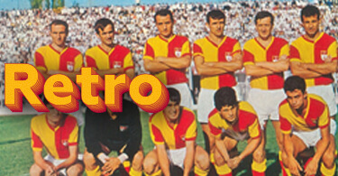 Galatasaray Retro Forma