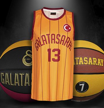 Galatasaray Basketbol Ürünleri