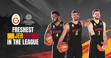 Galatasaray Basketbol Forma