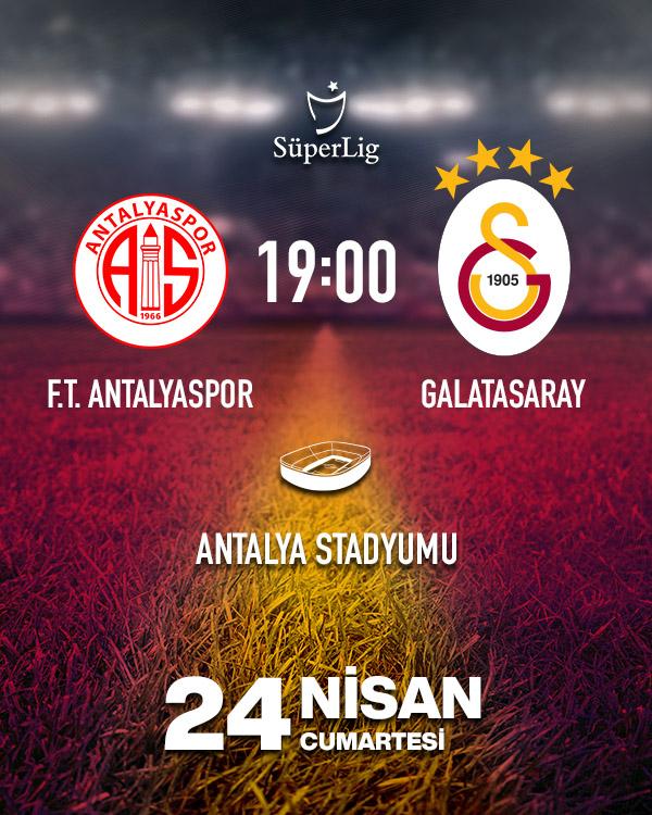 Atalyaspor - Galatasaray