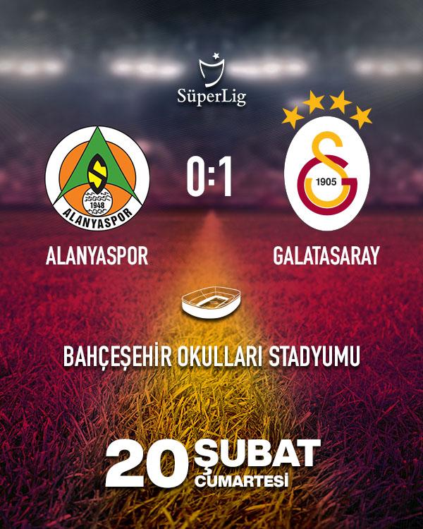 Alanya - Galatasaray