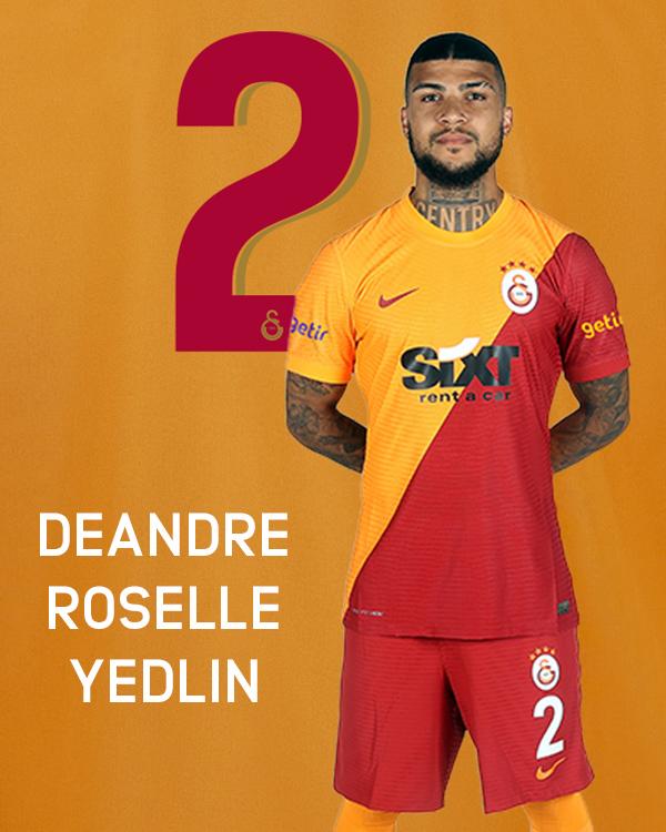 Deandre Rosella Yedlin