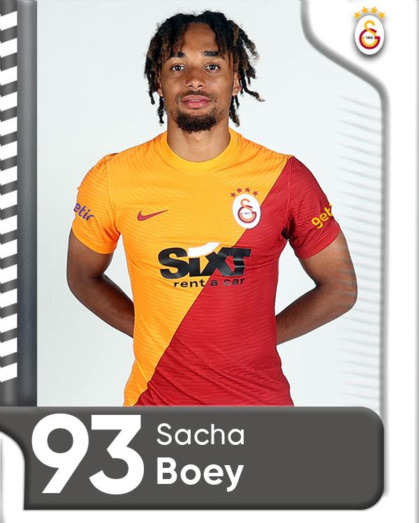 Sacha Boey
