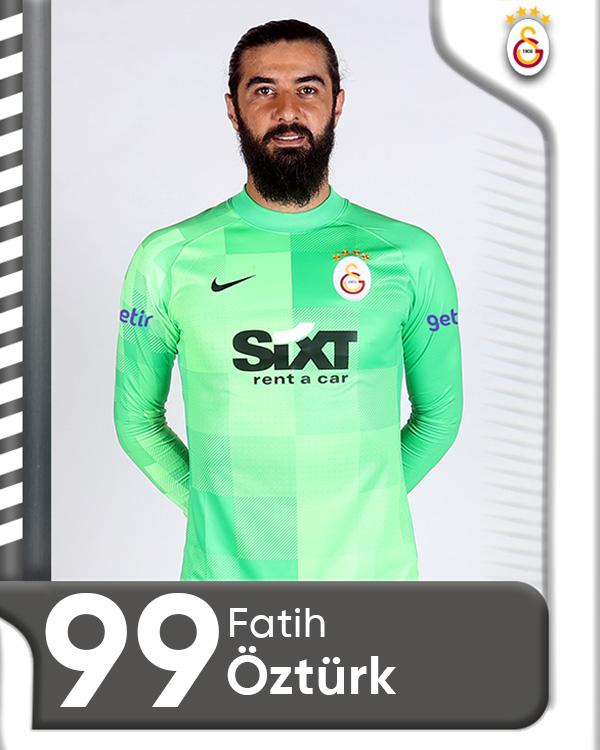 Fatih Öztürk